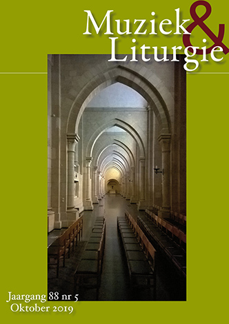 Oktober (05) – Themanummer: Cantorijpraktijk na 2013 (1)